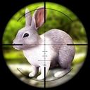 Rabbit Hunting Challenge - Sniper Shooting Games
