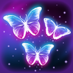 Live Wallpaper Magic Touch Butterfly
