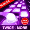 TWICE Tiles Hop: KPOP Rush Dancing Hop For ONCE!