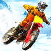 Snow Tricky Bike Stunt Race 3D