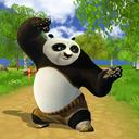 Wild Panda Family: Kung Fu Jungle Survival