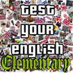 Test Your English I. - آزمون مهارتهای زبان انگلیسی