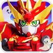 Superhero War: Robot Fight