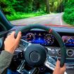 Racing in Car 2021 - POV traffic driving simulator