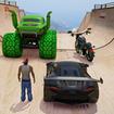 Mega Ramps: 3D Car Stunt Games