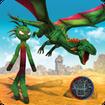 Dragon Stickman Transform Shooting Games