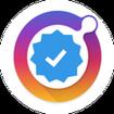 Verify Account Icon Simulator