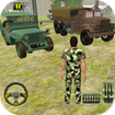 US Army Off-road Truck Driver 3D: Army Vehicles