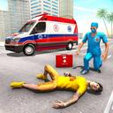 Police Ambulance Games: Emergency Rescue Simulator