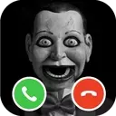 Scary Doll Fake Video Call