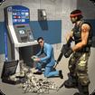 Bank Robbery Cash Security Van: Cops and Robbers