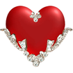 WAStickerApps love 💖 Heart Stickers 2020
