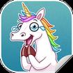 New WAStickerApps 🦄 Unicorn Stickers For WhatsApp