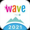 Wave Live Wallpapers HD & 3D Wallpaper Maker