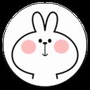 استیکرهای خرگوشی برای واتساپ