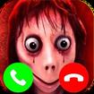 CREEPY Momo Prank video call
