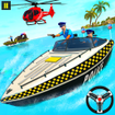 Police Speed Boat Gangster Chase