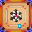 Carrom Friends : Carrom Board & Pool Game