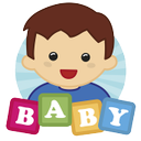 English game for baby
