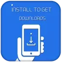 Install to Get Downloads
