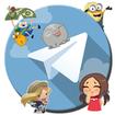 تلگرام استیکر