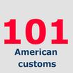 ۱۰۱ آداب و رسوم مردم آمریکا