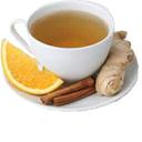 Miracles of herbal tea