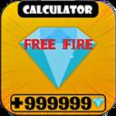 Diamond💎Calculator for FreeFire