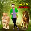 Animal Photo Frame - Animal Photo Editor