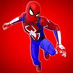 Hero Spider Rope Fighting Gangster City Simulator