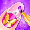 Nail Salon: Manicure Make Up Dress up Girl Games