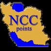 نمایشگر نقاط مبنایی شبکه NCC