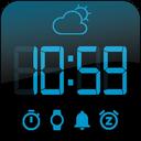 ساعت زنگدار هوشمند + هواشناسی