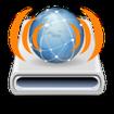 اشتراک گذاری اینترنت+اطلاعات دستگاه