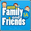 آموزش انگلیسی خانواده و دوستان 1A