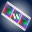 متن و لوگو بر روی ویدئو