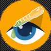 محافظ چشم هوشمند+لوکس متر