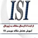 آموزش کامل مقاله نویسی ISI