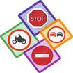 بانک سوالات راهنمایی و رانندگی