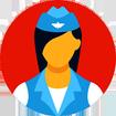 کتابچه ی انانس مهمانداری هواپیما