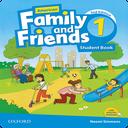 بازی واژگان Family and Friends 1