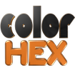 رنگ شناس - HEX