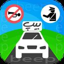 آزمون آییننامه رانندگی بیپ 1400