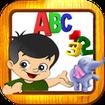 آموزش کودکان الفبا اعداد حیوانات