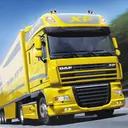 King of the road Daf XF