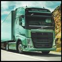 دنده سنگین : Volvo FH16