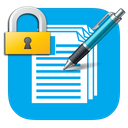 دفترچه یادداشت رمزدار