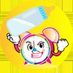 زمانهای شیردهی نوزاد