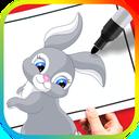 آموزش نقاشی حیوانات به کودکان