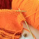 Step by step knitting
